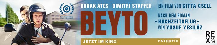 Kino Rex Bern 2021 - Beyto